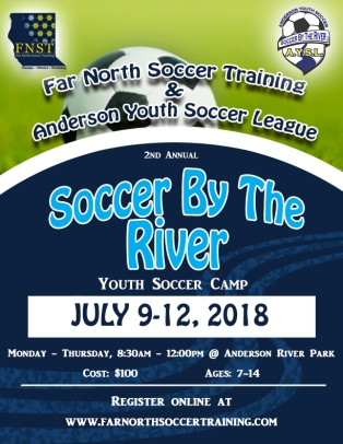 Soccer By the River 2018